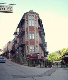 I'm so ready to go back here...Eureka Springs Arkansas