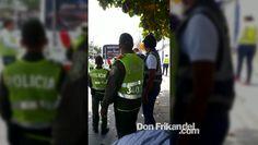 Esta es la triste realidad del servicio de transporte publico en Cartage...