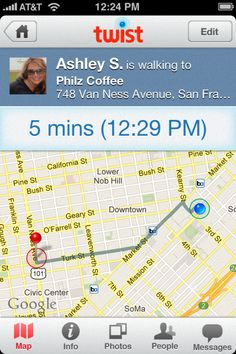 With a $6 million Series A, Twist for iOS wants to ensure you'll never wait for someone again