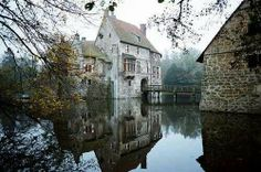 Dream house:happens to be a  medieval castle in Germany. Who knew?
