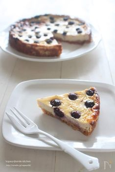 Baking Recipes, Cake Recipes, Best Sweets, Blueberry Recipes, Sweets Cake, Tofu, French Toast, Cooking, Breakfast