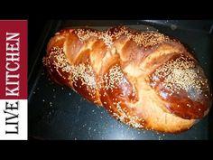 Greek Desserts, Greek Recipes, Recipe Boards, Baked Potato, Easter, Ethnic Recipes, Greek Beauty, Food, Breads