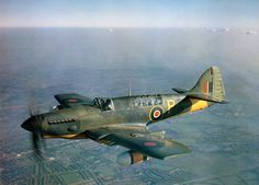Converted from the F.I this is the prototype after it had been modified to the final production specification. Navy Aircraft, Ww2 Aircraft, Fighter Aircraft, Aircraft Carrier, Military Aircraft, Fighter Jets, Aircraft Painting, Ww2 Photos, Ww2 Planes