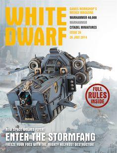 White Dwarf Weekly número 26 de julio