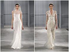 Monique Lhuillier Spring 2017 Bridal Collection