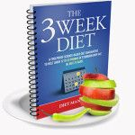 THE 3 WEEK DIET is a revolutionary new diet system that not only guarantees to help you lose weight,  it promises to help you lose more weight all body fat, faster than anything else you've ever tried.