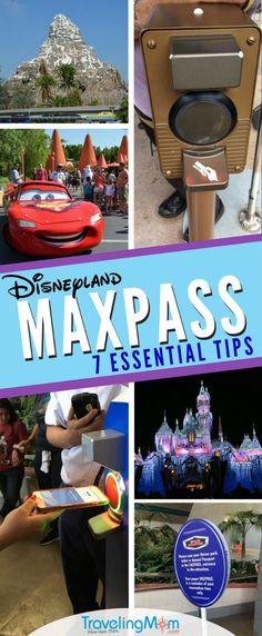 Disneyland MaxPass, Disney's nextgen FASTPASS system, has arrived. Tips, tricks, and insider information on MaxPass to help plan your next Disneyland vacation.