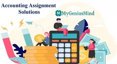 Are you searching for accounting assignment writing solutions, then contact our experts' team of My Genius Mind who are always ready for your support in accounting problems. Accounting Services, Homework, Searching, Finance, University, Writing, Projects, Log Projects