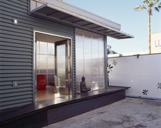 Siding - corrugated metal siding