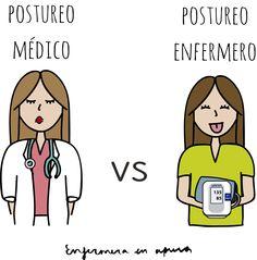 Enfermera en apuros: Postureos