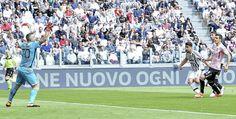 Juventus-Palermo: un poker per lo scudetto, Marchisio brutto ko