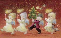 Saludo de Navidad - Ferrándiz
