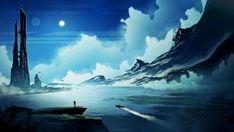 Titans by kvacm on DeviantArt Sea Art, Detailed Image, Creative Art, Surrealism, Digital Art, Old Things, Sketches, Deviantart, Abstract