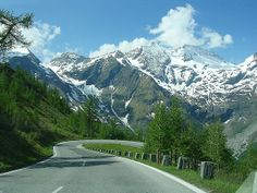 Grossglockner road by sanderovski & linda, via Flickr