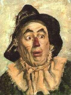 THE scarecrow...Wizard of Oz