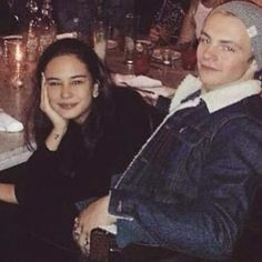 ross lynch and courtney eaton. I don't get why people are hating her. SO WHAT IF RAURA ISNT A THING!!