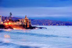 Castillo Wolf - Viña del Mar, Chile