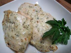 Dukan Diet Recipe Yogurt Parmesan Chicken