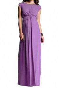 Women's Maternity Pregnant formal elegant evening cocktail maxi party dress - I found this on eBay....