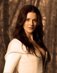 Bridget Regan from Legend of the Seeker