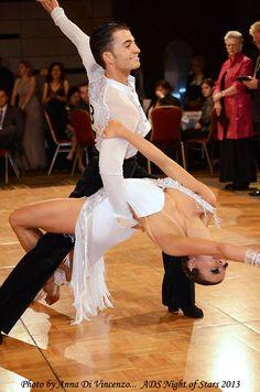 #ballroom_dancing #dancesport #latin  photo taken by Anna Di Vincenzo, 2013, Perth Western Australia (couple S.Greenwood & H.O'Donovan)