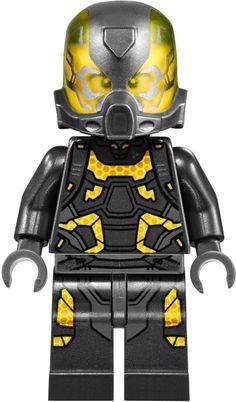 LEGO Marvel Super Heroes Ant-Man Final Battle (76039)