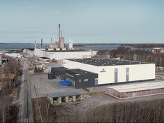 YIT rakentaa Wärtsilälle modernin logistiikkakeskuksen Vaasan Vaskiluotoon - Wärtsilä - Smart Technology Hub