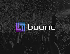 """Check out this @Behance project: """"Bounc - Branding"""" https://www.behance.net/gallery/26724009/Bounc-Branding"""