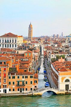 Venice, Italy - 9 places to see: http://www.ytravelblog.com/top-10-places-to-see-before-you-die/