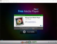 Macgo Windows Free Player 2.16.16  Macgo Windows Free Player--バージョン情報--オールフリーソフト