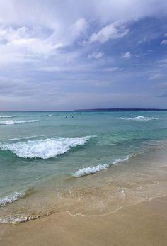 - very nice stuff - share it - Ocean Scenes, Beach Scenes, Sea And Ocean, Ocean Beach, Ocean Photography, Landscape Photography, Seascape Paintings, Landscape Paintings, Beautiful Ocean