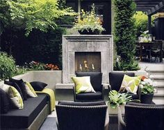 Outdoor Elegance - Look for some Spring backyard ideas with our outdoor Vibe Collections, designed to inspire your home's Spring makeover.
