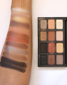 I'm Lovin' the NARS Loaded Eyeshadow Palette - Makeup and Beauty Blog