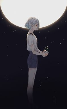 Find images and videos about girl, art and anime on We Heart It - the app to get lost in what you love. Manga Girl, Anime Art Girl, Art And Illustration, Sad Anime, Manga Anime, Aesthetic Art, Aesthetic Anime, Character Inspiration, Character Art