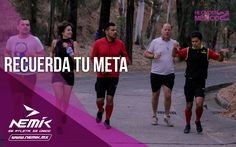 Si el plan no funciona cambia el plan pero no cambies la meta. #SeAtleta #SeÚnico #SeNemik http://nemik.mx/