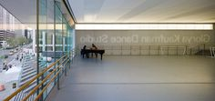 The Julliard School/ Diller Scofidio+Renfro Architects with FXFOWLE, By Iwan Baan