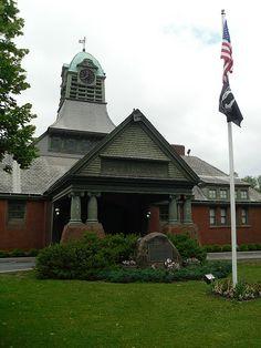 Moffat Library - Washingtonville, NY