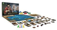The Pirate Republic, otro más de piratas en Kickstarter