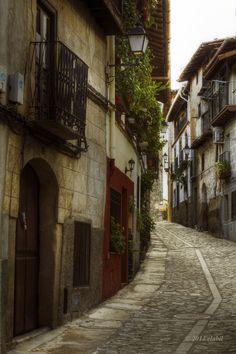 Pasarón de la Vera Cáceres Spain