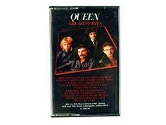 QUEEN * GREATEST HITS * Original 1981 Classic Cassette Tape Album #Rock