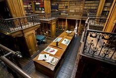 Bibliotheek Teylers museum, Haarlem