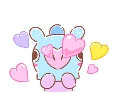Read gif from the story Kawaii gif book and photo by Kawaiik-popgirl (Kawaii K-POP girl) with 122 reads. Taehyung Gif, Jhope, Gif Lindos, Hug Gif, Bts Drawings, Line Friends, Aesthetic Gif, Bts Chibi, Line Sticker