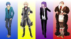 【Yohioloid, Kaito, Gakupo, Big Al】Gambling Man【Vocaloid】 - YouTube