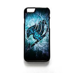 Fairy Tail Logo Lightning For Iphone 4/4S Iphone 5/5S/5C Iphone 6/6S/6S Plus/6 Plus Phone case ZG
