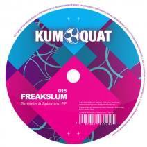 Simpletech Spintronic EP from KumQuat on Beatport Chart
