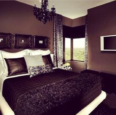 Master Bedroom Colors this bedroom design has the right idea. the rich blue color