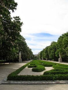 Retiro Park - Madrid, Spain