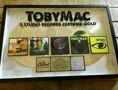 TobyMac's awards.