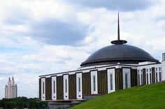 Москва, Поклонная гора - Путешествуем вместе