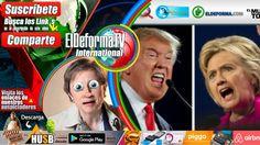Comedy Central confirma 6 temporadas más del debate Hillary VS. Trump